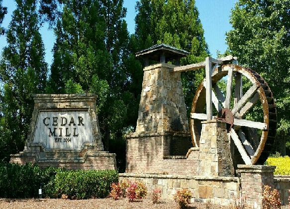 Cedar mill singles